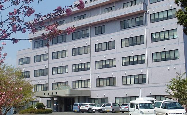 国見病院(医療法人二豊会)外観